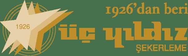 Üç Yıldız Şekerleme Logo