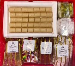 üçyıldız şekerleme - 1. Kutu Bayram Şekeri