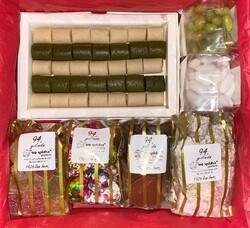 üçyıldız şekerleme - 2. Kutu Bayram Şekeri