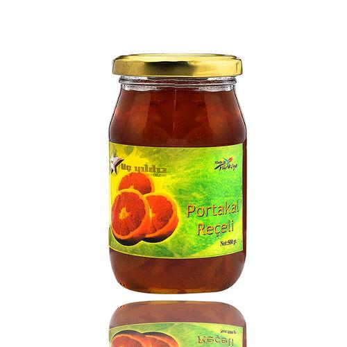 Portakal Reçeli 500 gr.