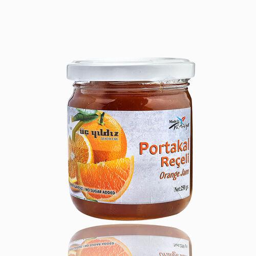 Şeker İlavesiz Portakal Reçeli